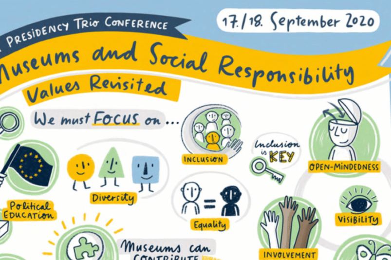 EU Presidency Trio Conference: Museums and social responsibility: Values revisited