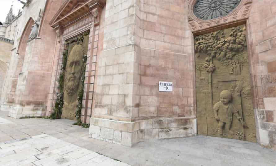 Nuove porte cattedrale burgos