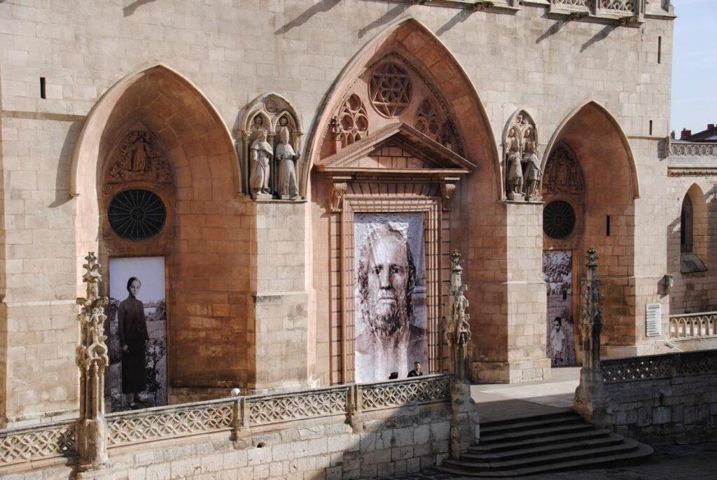 Burgos Cathedral doors