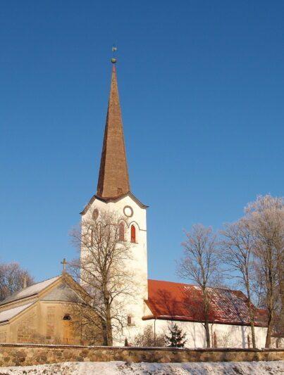 Kose church
