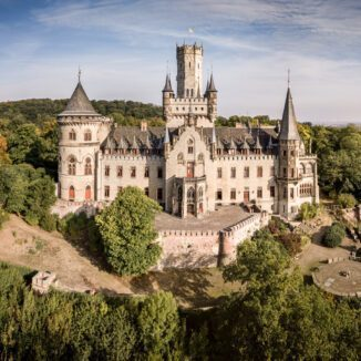 Schloss Marienburg in Germany