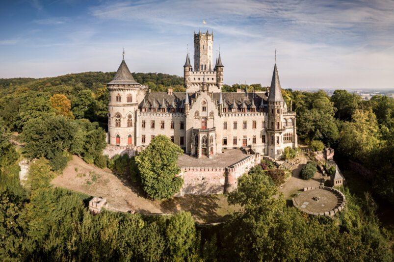 Schloss Marienburg in Germany
