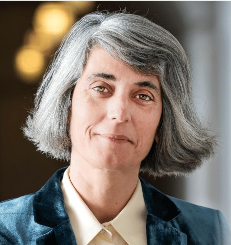 Graça Fonseca, minister of Culture, Portugal