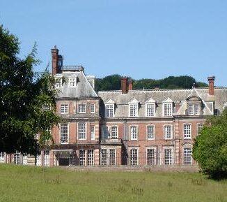 Kinmel Hall, Wales