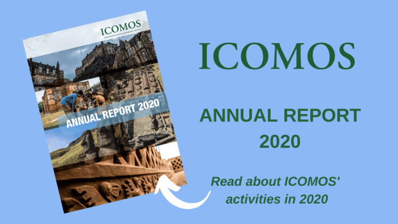 Icomos-Jahresbericht