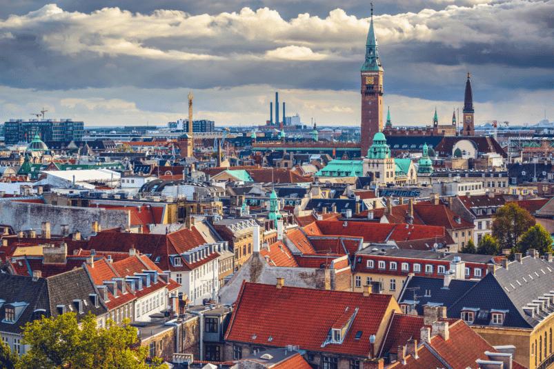 Kopenhagen, Dänemark. Bild: SeanPavonePhoto Canva CC0