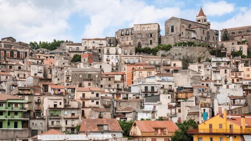 Castiglione Di Sicilia, Italy. Image: vvoevale via Canva